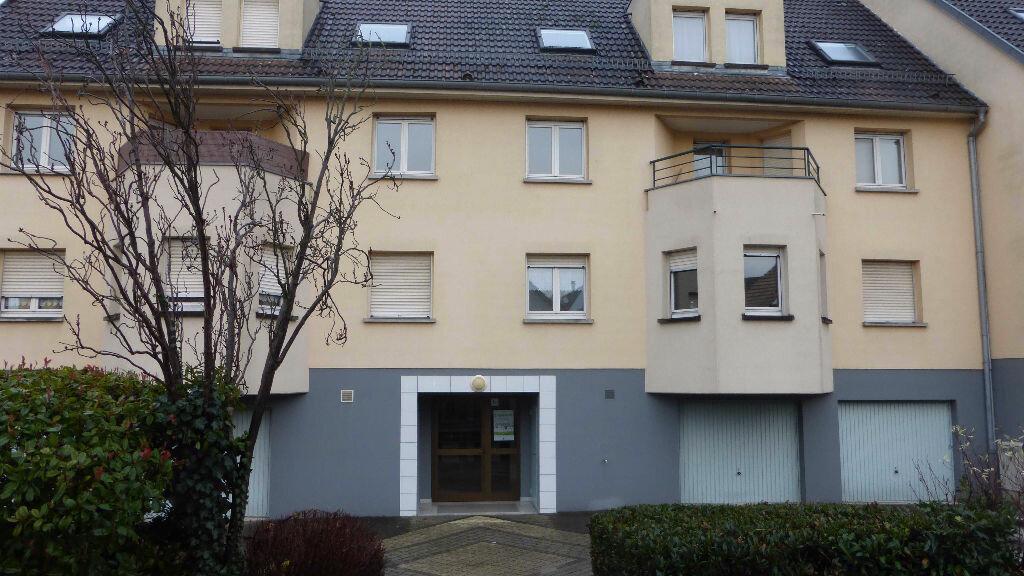 Appartement à louer 1 34.74m2 à Illkirch-Graffenstaden vignette-5