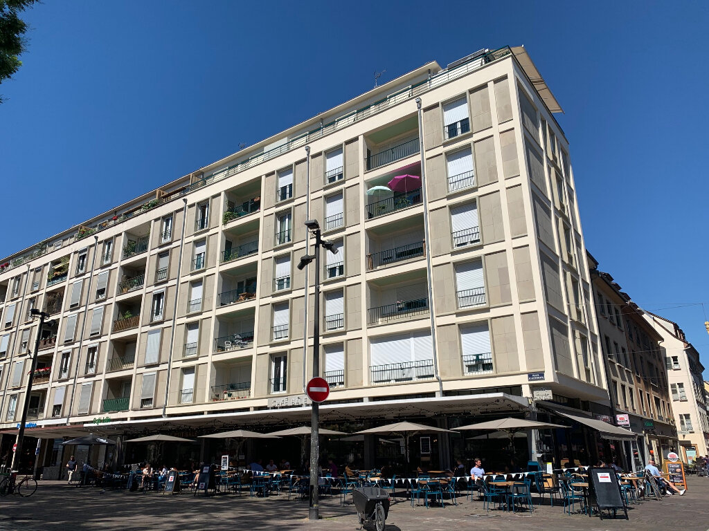 Appartement à louer 2 51.33m2 à Strasbourg vignette-1