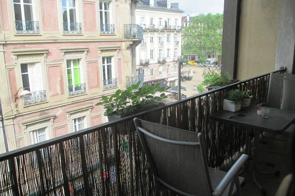 Appartement à louer 2 51.33m2 à Strasbourg vignette-5