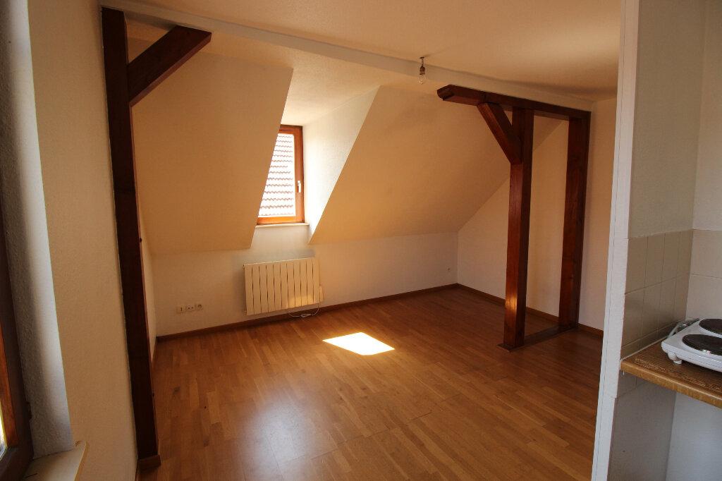 Appartement à louer 2 28.79m2 à Strasbourg vignette-1