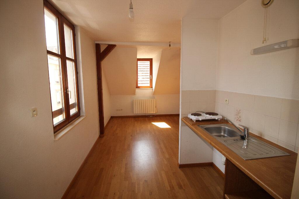 Appartement à louer 2 28.79m2 à Strasbourg vignette-2