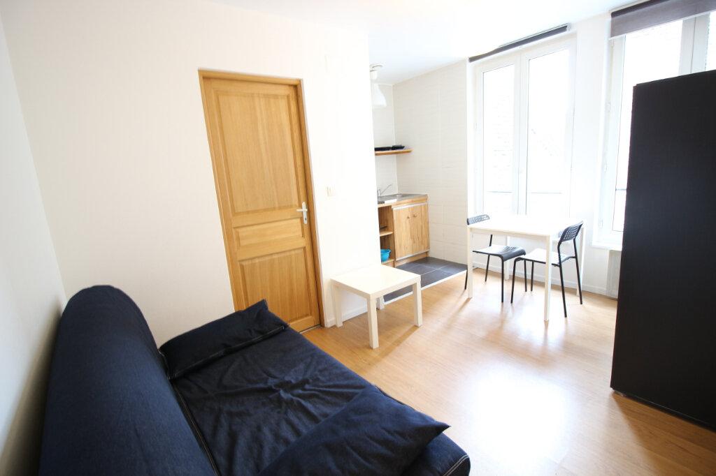 Appartement à louer 1 17.25m2 à Strasbourg vignette-1