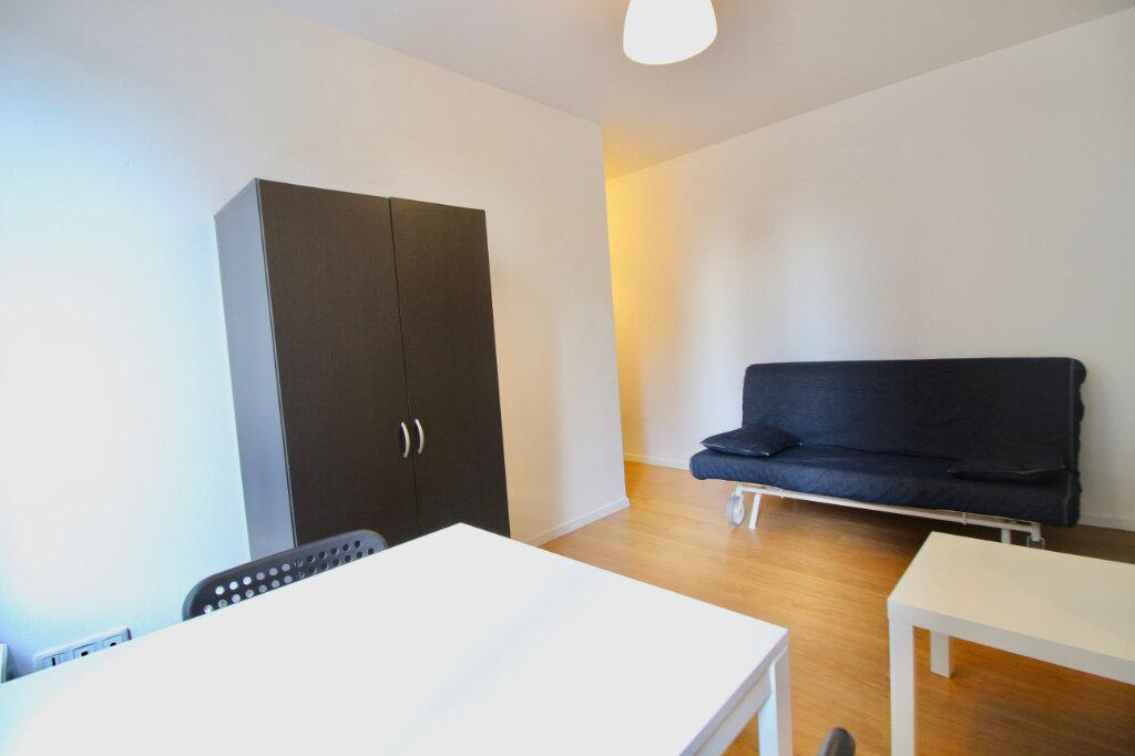 Appartement à louer 1 17.25m2 à Strasbourg vignette-2