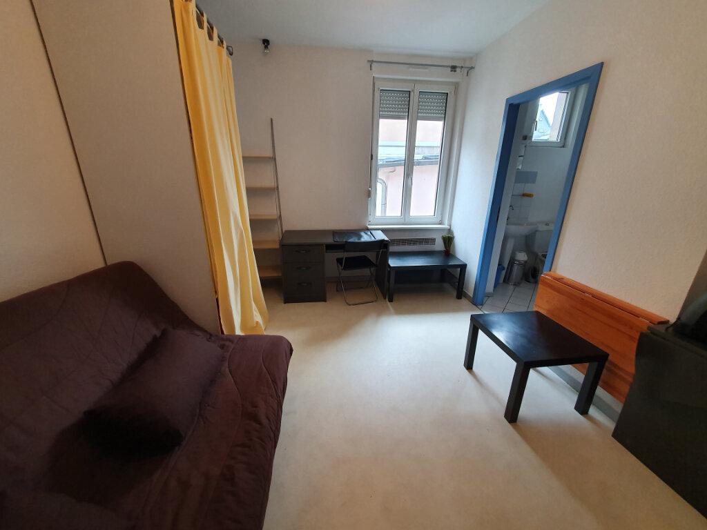 Appartement à louer 1 16.94m2 à Strasbourg vignette-1