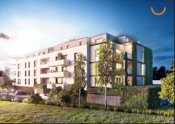 Appartement à louer 2 41.6m2 à Lingolsheim vignette-4