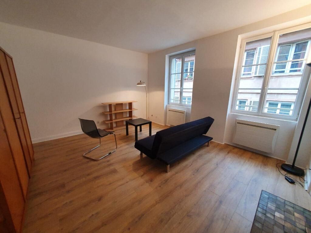 Appartement à louer 2 60m2 à Strasbourg vignette-1