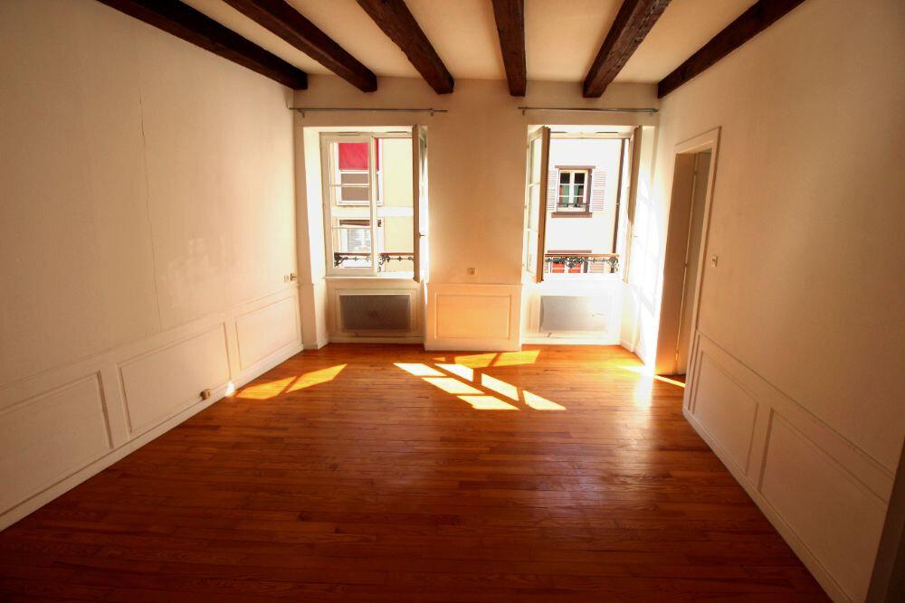 Appartement à louer 2 53.5m2 à Strasbourg vignette-2