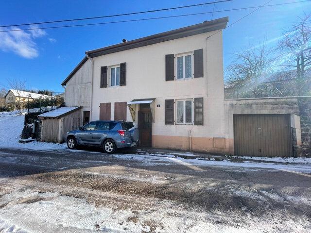 Maison à vendre 3 75m2 à La Petite-Raon vignette-1