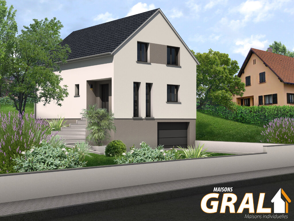 Terrain à vendre 0 520m2 à Niederhaslach vignette-4