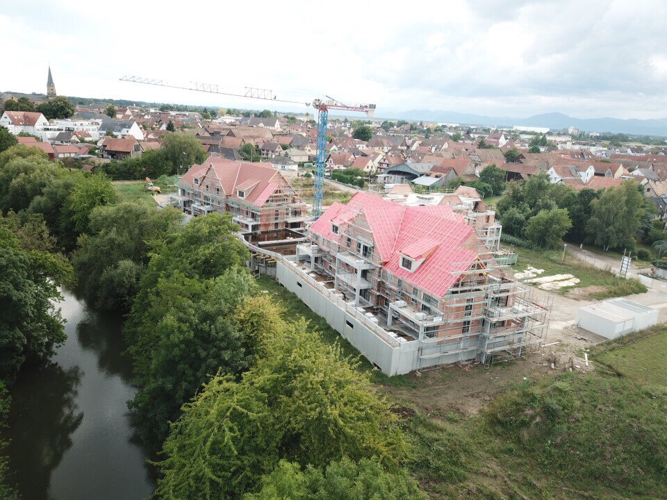 Appartement à vendre 3 67m2 à Erstein vignette-2