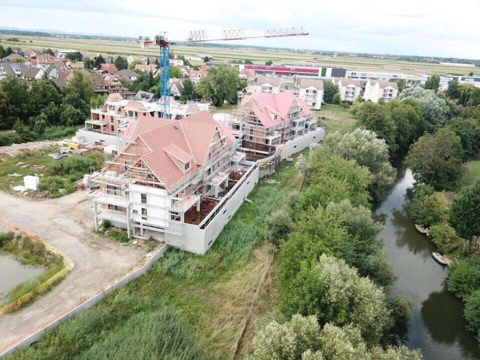 Appartement à vendre 3 67m2 à Erstein vignette-3