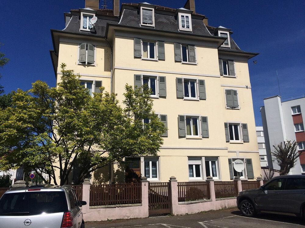 Appartement à vendre 4 81.34m2 à Mulhouse vignette-1