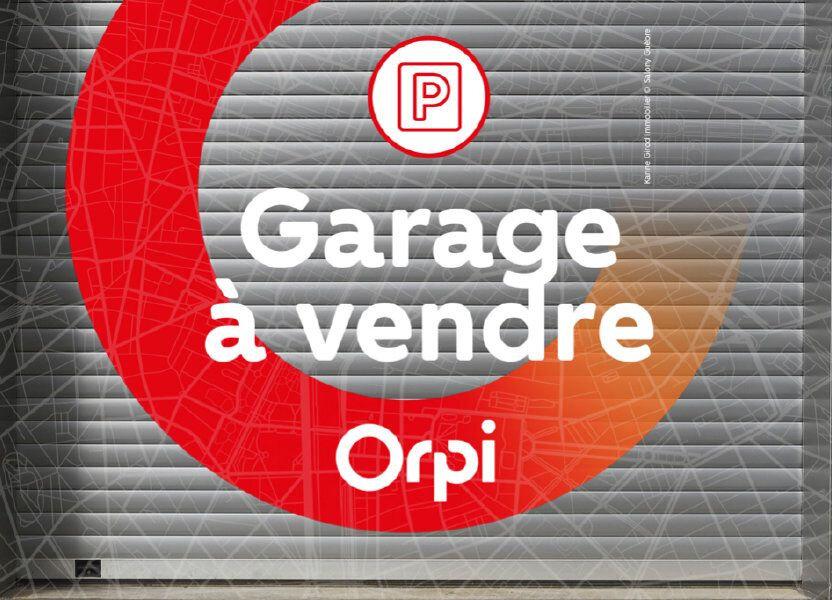 Stationnement à vendre 0 13m2 à Strasbourg vignette-1