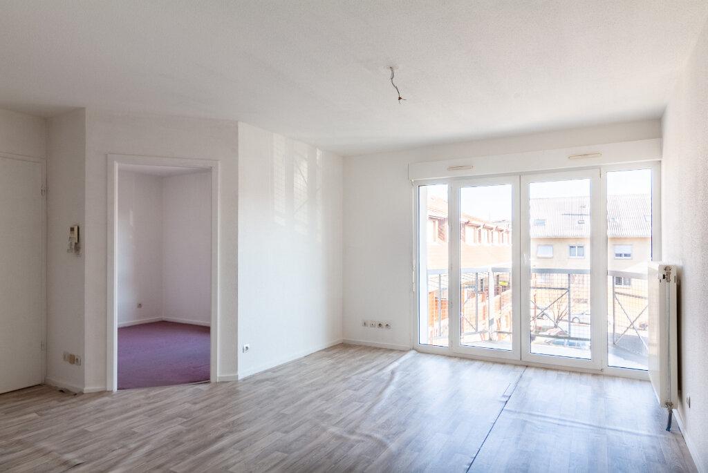Appartement à vendre 2 39.08m2 à Pfastatt vignette-2