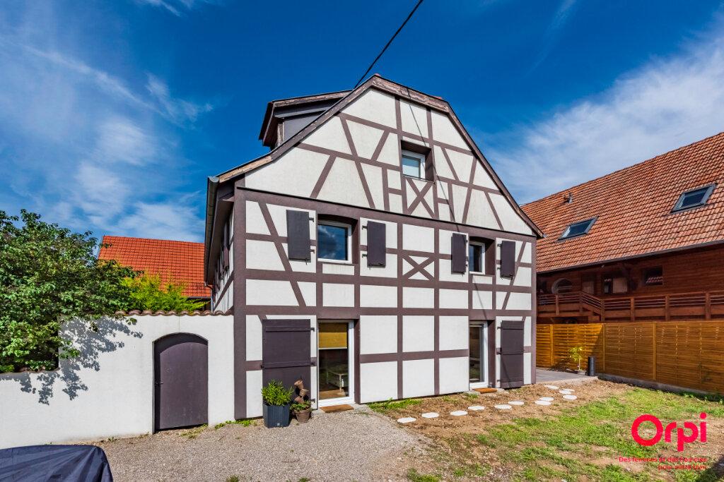 Maison à vendre 5 87m2 à Gerstheim vignette-1