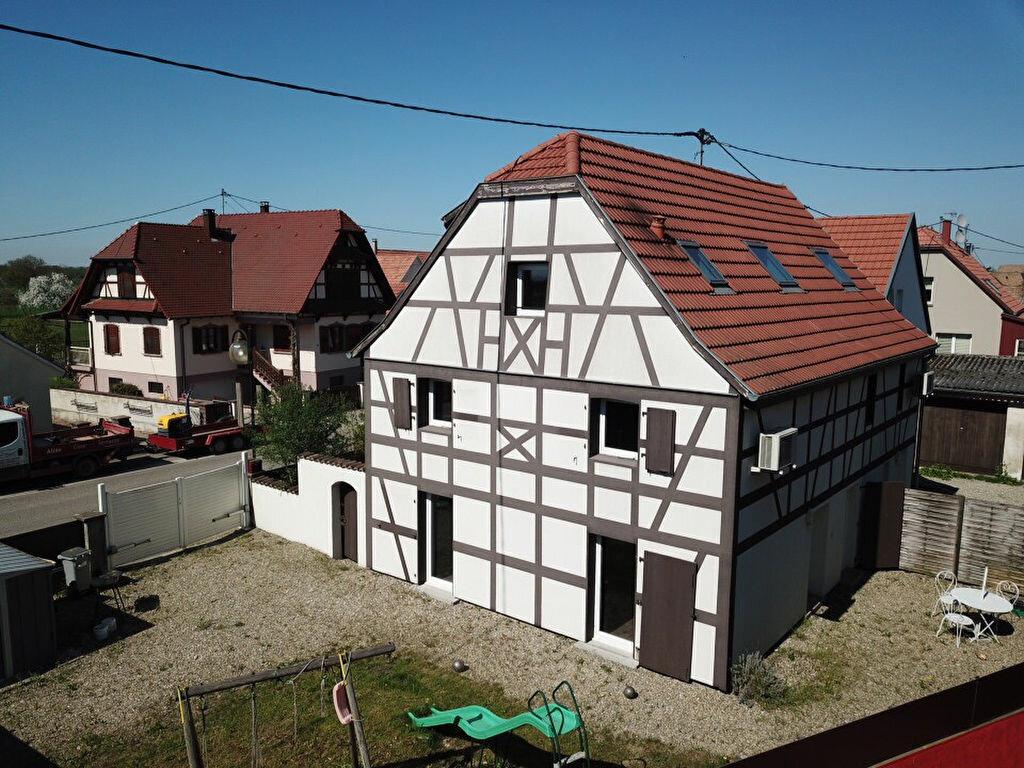 Maison à vendre 5 87m2 à Gerstheim vignette-10