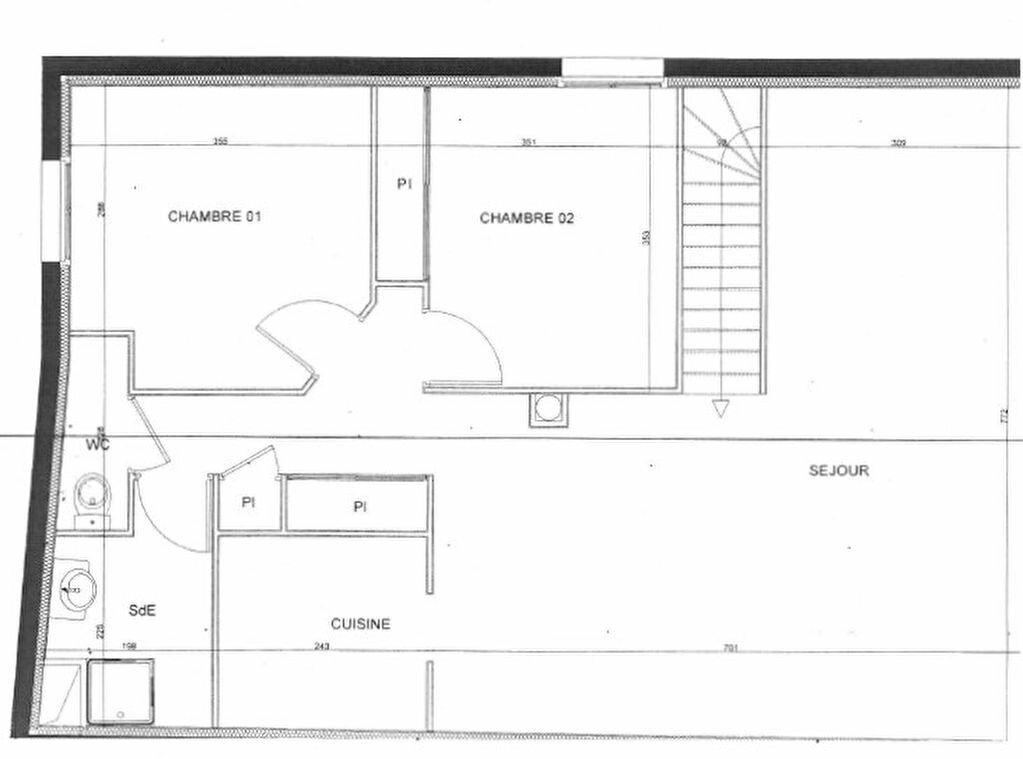 Appartement à louer 3 85.43m2 à Perros-Guirec vignette-2