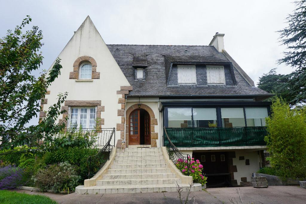 Maison à vendre 8 184m2 à Plestin-les-Grèves vignette-1