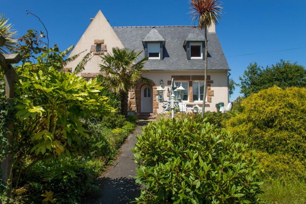 Maison à vendre 6 120m2 à Trélévern vignette-6