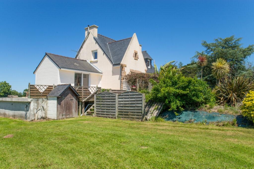 Maison à vendre 6 120m2 à Trélévern vignette-7