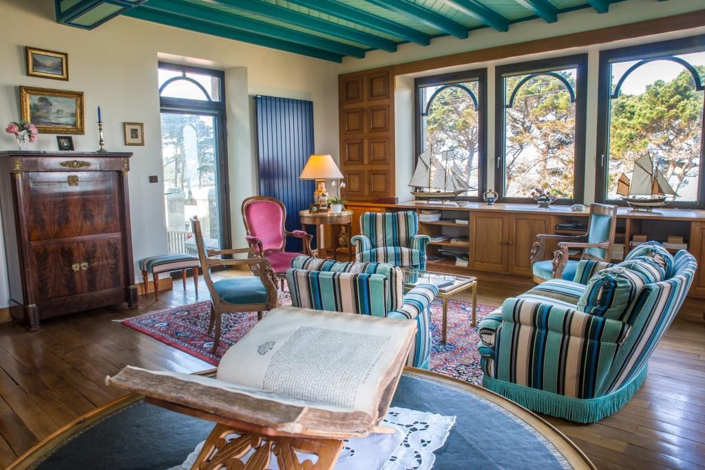 Maison à vendre 6 205m2 à Trévou-Tréguignec vignette-5