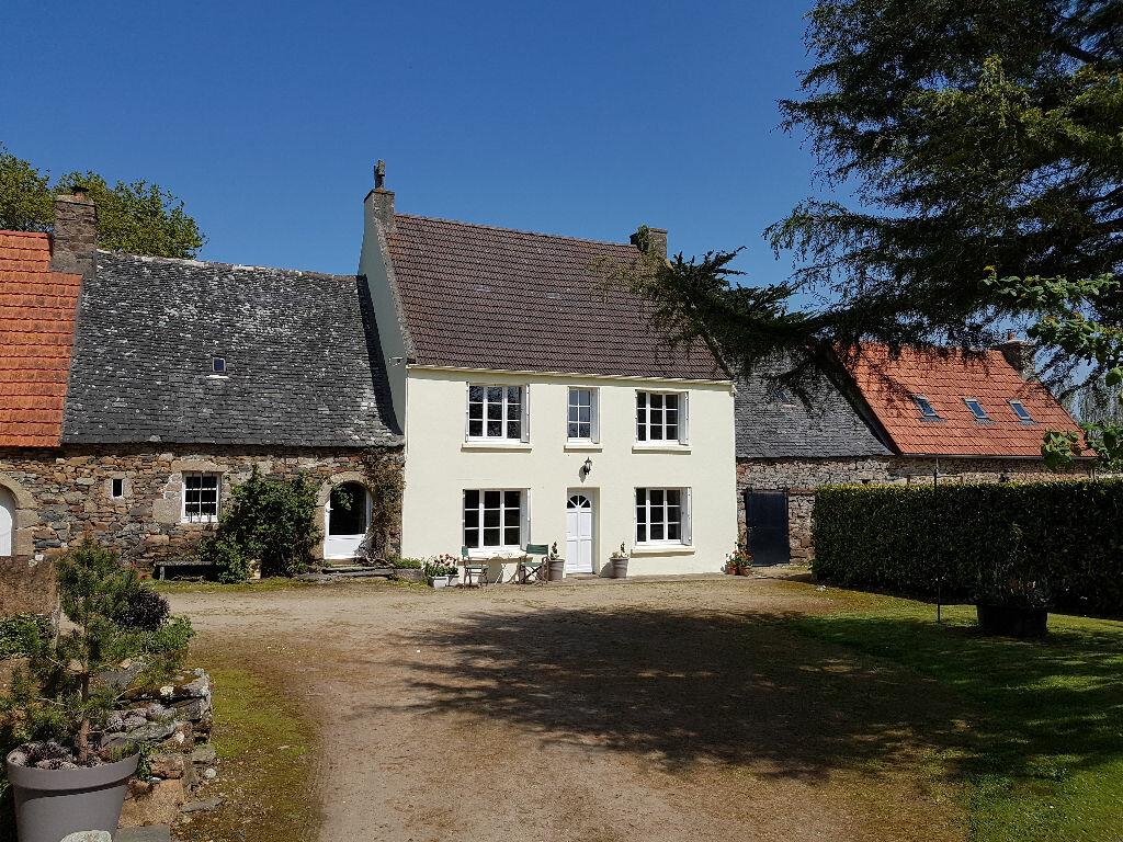 Maison à vendre 5 180m2 à Saint-Jean-du-Doigt vignette-2