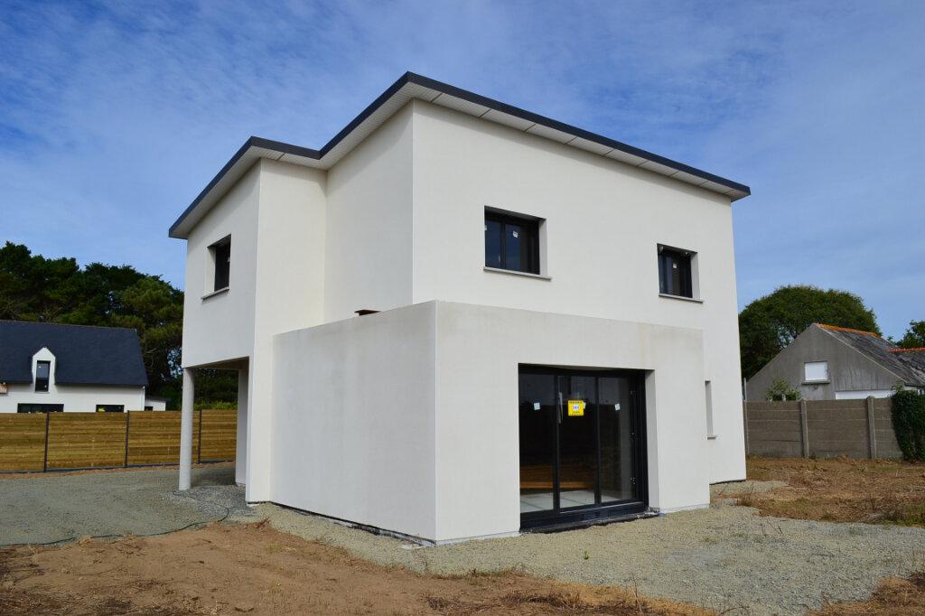 Maison à vendre 4 130m2 à Locquirec vignette-5
