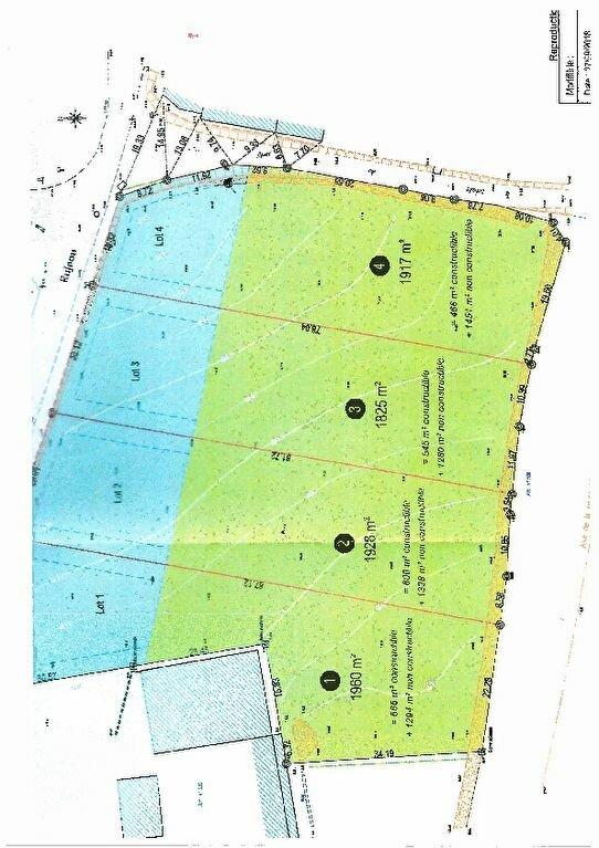Terrain à vendre 0 1928m2 à Lanmeur vignette-3