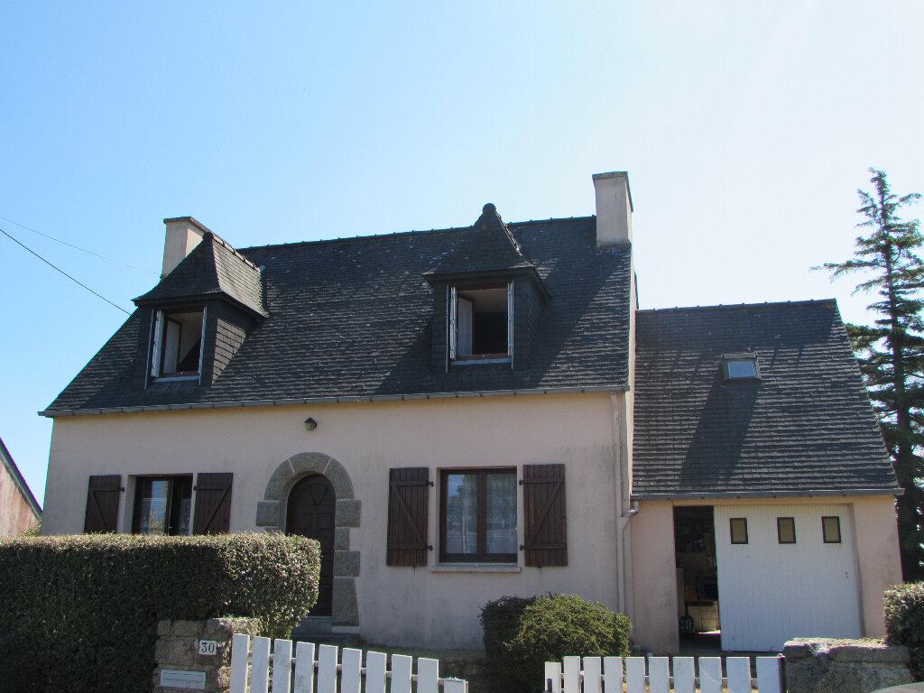 Maison à vendre 4 85m2 à Plougasnou vignette-2