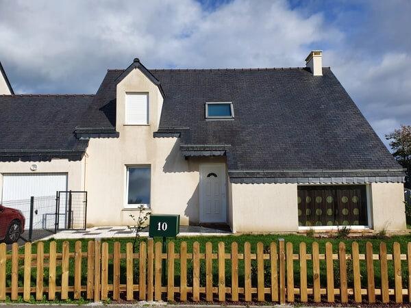 Maison à louer 7 123.45m2 à Locquirec vignette-2