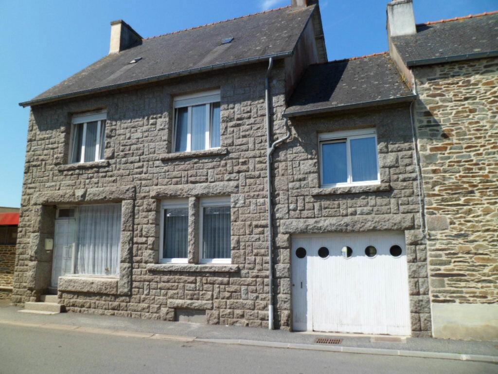 Maison à vendre 7 134m2 à Maël-Carhaix vignette-1