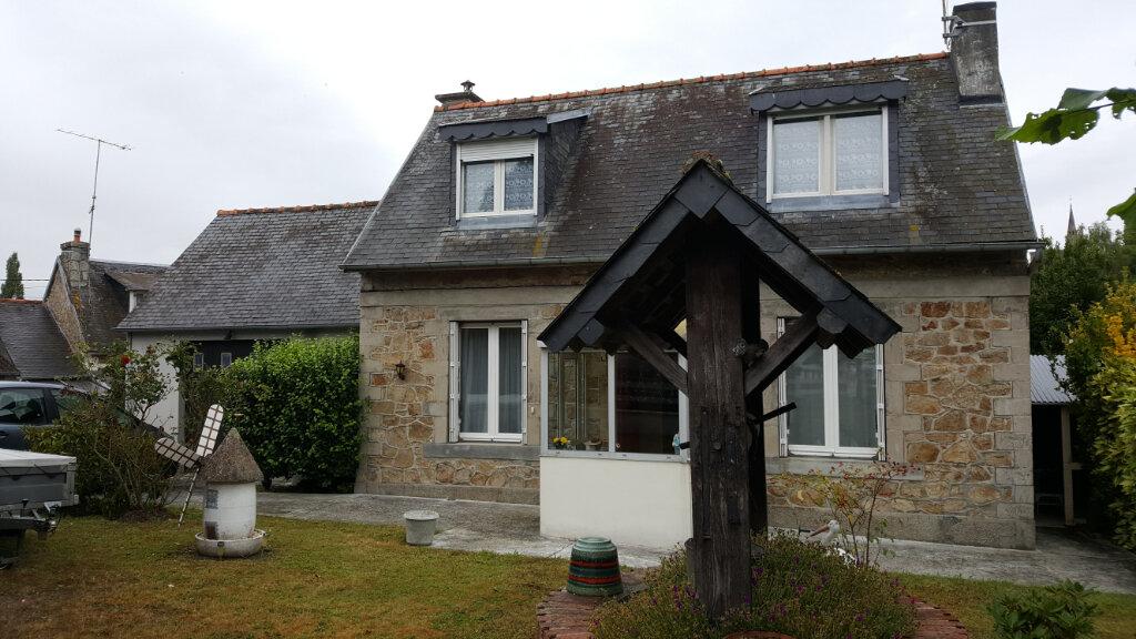Maison à vendre 4 85m2 à Guingamp vignette-1
