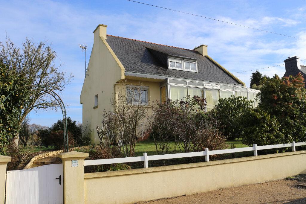 Maison à vendre 7 128m2 à Maël-Carhaix vignette-1