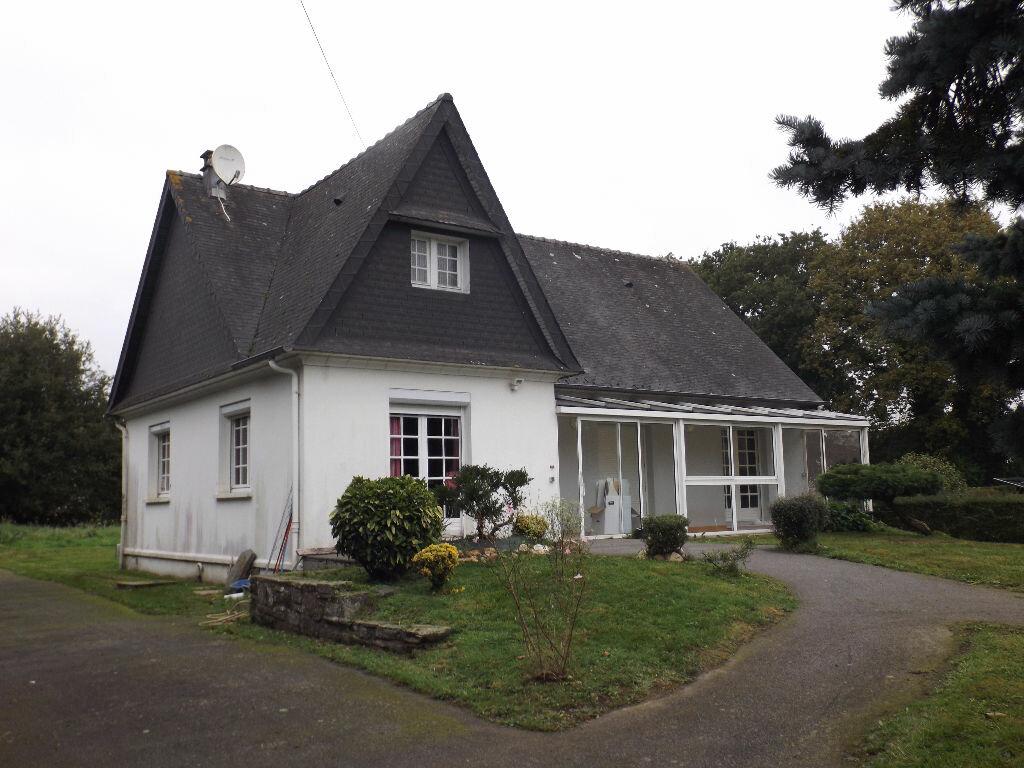 Maison à vendre 5 82m2 à Spézet vignette-1