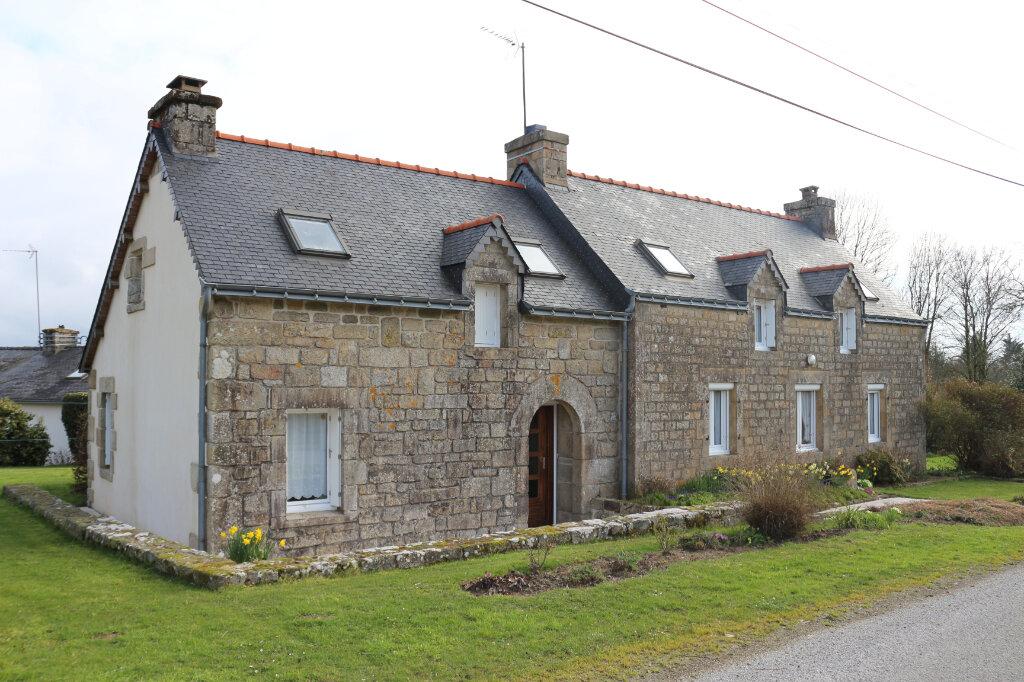 Maison à vendre 6 134m2 à Mellionnec vignette-2