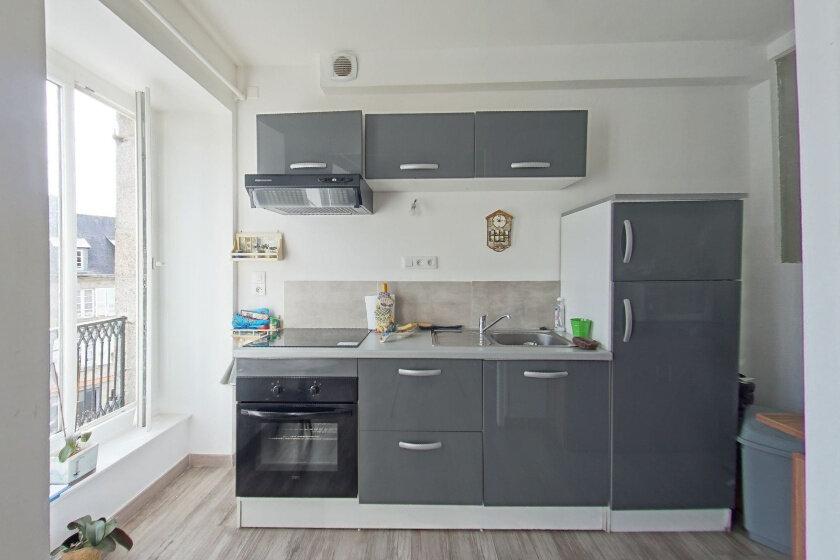 Appartement à vendre 3 52.35m2 à Guingamp vignette-1