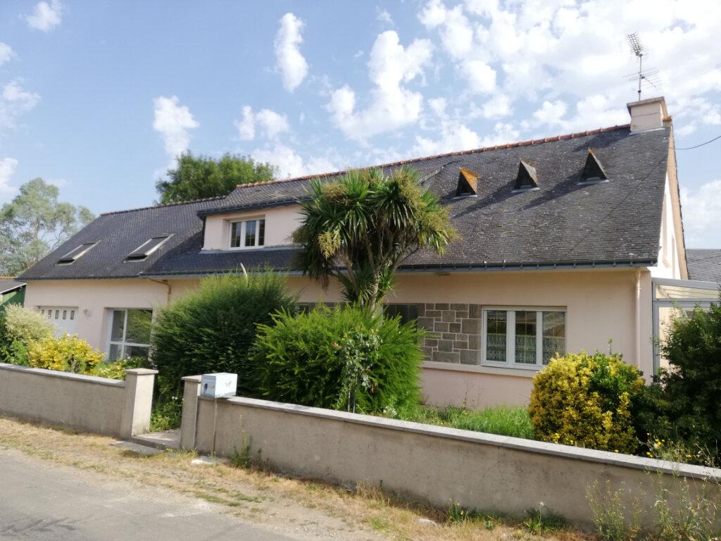 Maison à vendre 9 250m2 à Le Cambout vignette-1