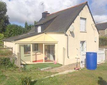 Maison à louer 4 60m2 à Pont-Melvez vignette-9