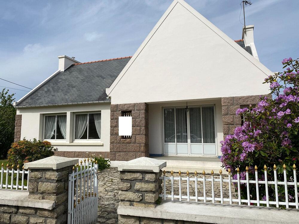 Maison à vendre 6 107.37m2 à Carhaix-Plouguer vignette-1