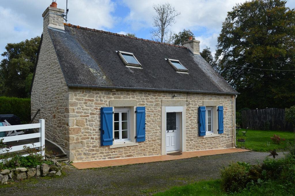 Maison à vendre 4 46.95m2 à Plouray vignette-1