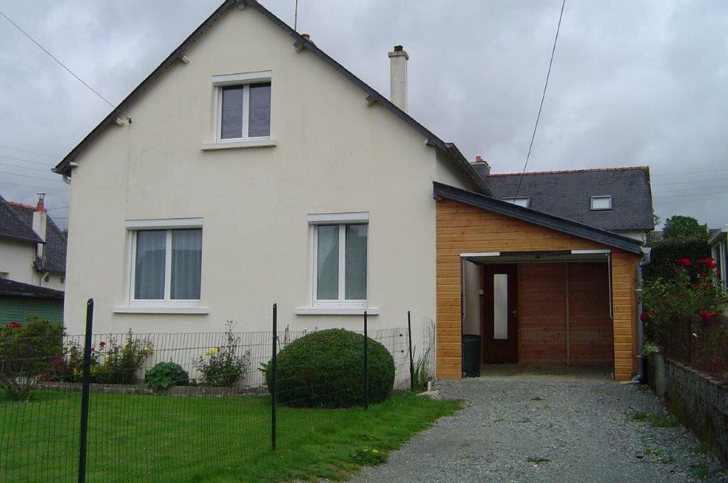 Maison à louer 4 64.92m2 à Carhaix-Plouguer vignette-1