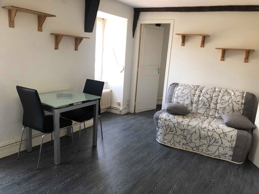 Appartement à louer 1 26m2 à Guingamp vignette-1
