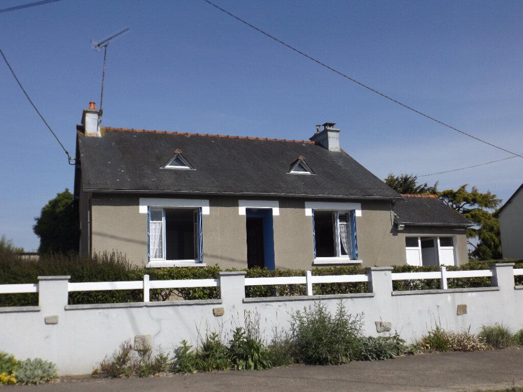 Maison à vendre 6 90m2 à Pommerit-le-Vicomte vignette-1
