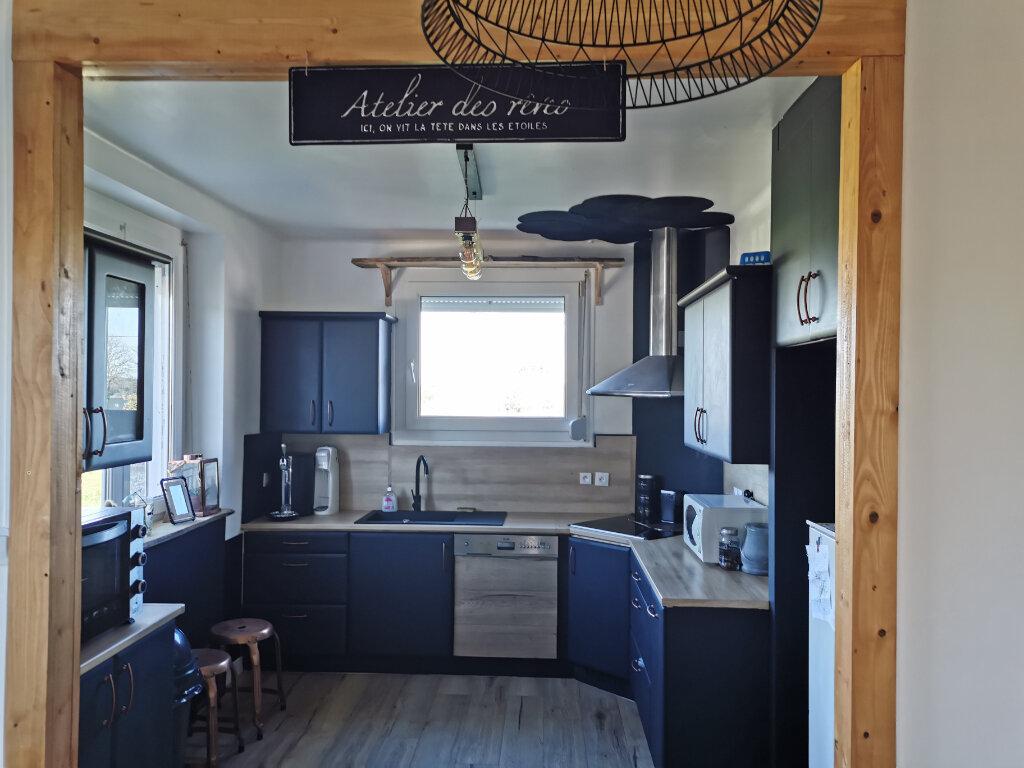 Maison à vendre 5 109m2 à Pédernec vignette-5