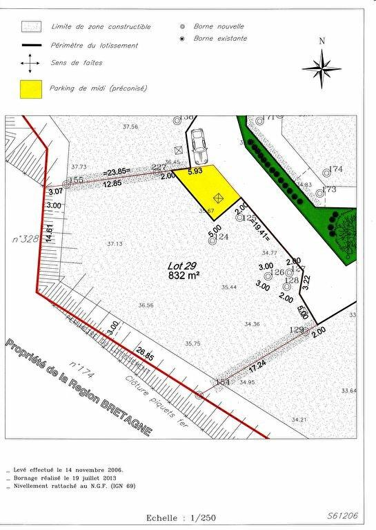 Terrain à vendre 0 832m2 à Saint-Quay-Portrieux vignette-3