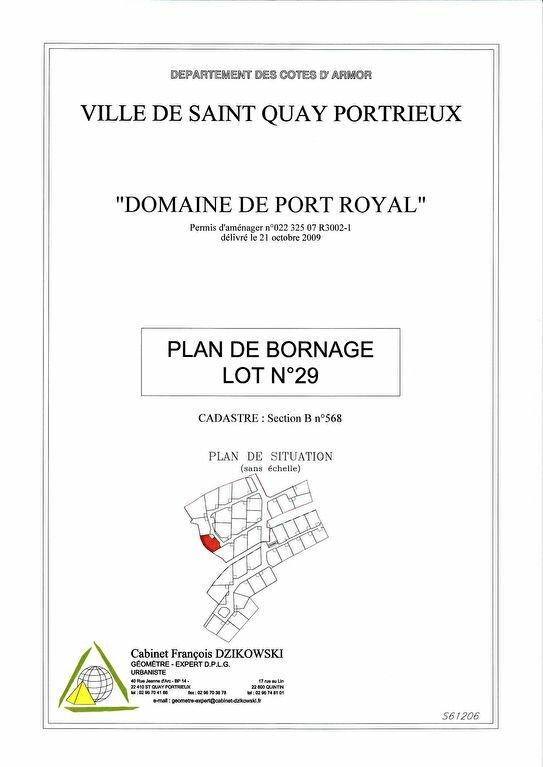 Terrain à vendre 0 832m2 à Saint-Quay-Portrieux vignette-4