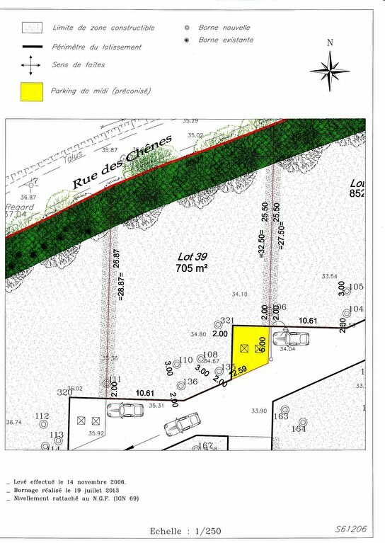 Terrain à vendre 0 705m2 à Saint-Quay-Portrieux vignette-2