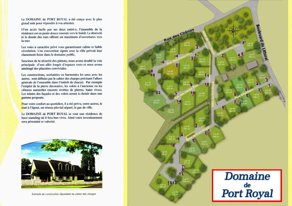 Terrain à vendre 0 705m2 à Saint-Quay-Portrieux vignette-4