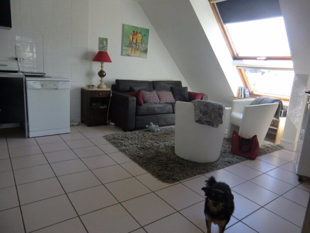 Appartement à louer 2 35m2 à Larmor-Baden vignette-3