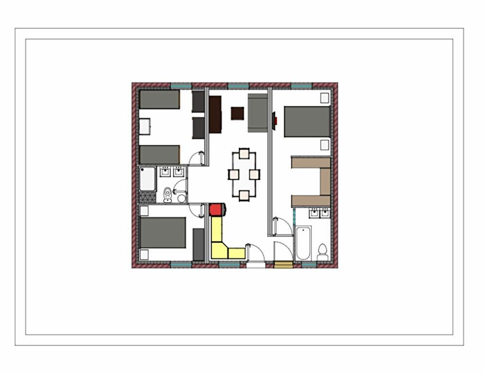 Appartement à vendre 4 81.15m2 à Le Touquet-Paris-Plage vignette-2